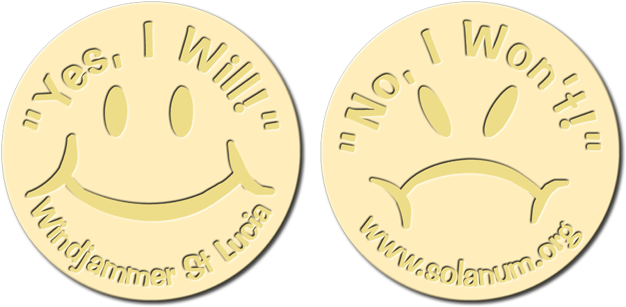 Simulated Coins