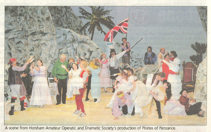 Pirates of Penzance - Photo